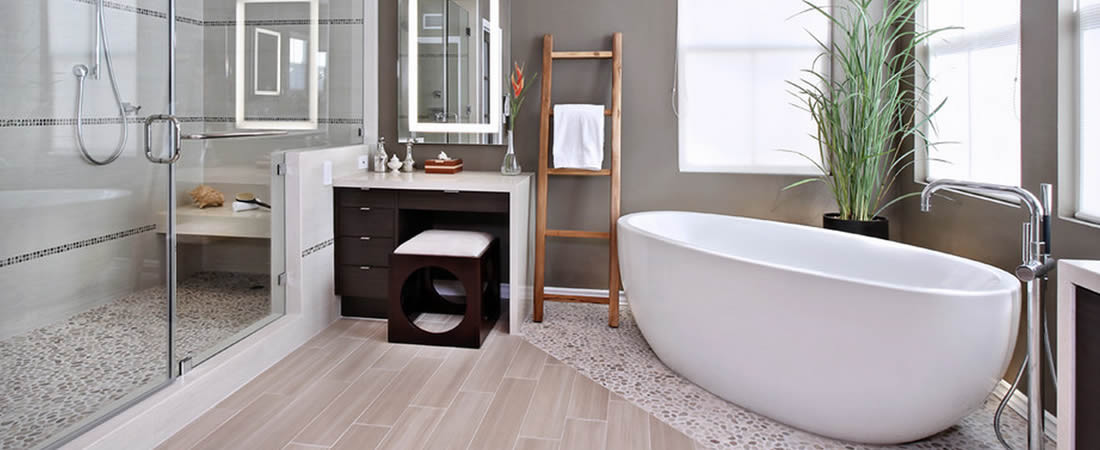Contemporary Bathrooms at Hursts!