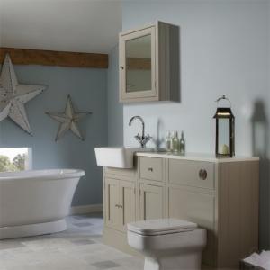 Roper Rhodes Hampton Bathroom Furniture Range